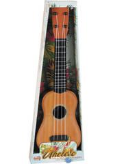 Instrument Musical Guitare Hawaïenne Ukelele 56 x 17 x 5.5 cm
