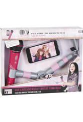 Selfie 36 cm. avec Micro Musical 21 cm.