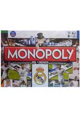 Monopoly Real Madrid 3ª Edición Eleven Force 63157