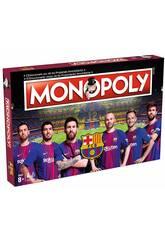 Monopoly F.C. Barcelona 3ª Edición Eleven Force 63331