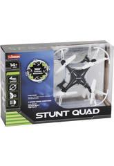 Mini Dron Stunt Quad Sortiment 14,5 cm 2,4 GHz