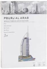 Puzzle 3D Burj Al Arab 74 Pièces