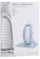 Puzzle 3D Burj Al Arab 33 Pièces