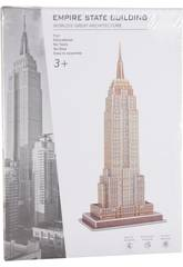 3D Empire State Puzzle 37 Teile