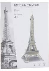 Puzzle 3D Tour Eiffel 51 Pièces 47.3 x 18.2 x 18.2 cm