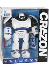 Robot Crazon Defenders