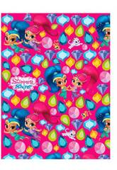 Papel de regalo Shimmer and Shine 200 x 70 cm Montichelvo 55629