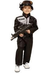 Disfraz Bebé L SWAT