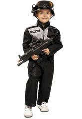 Disfraz Niño S Swat