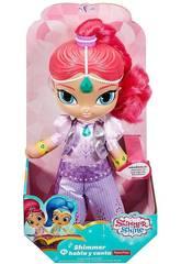 Shimmer and Shine Habla y Canta Mattel FFP37