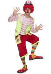 Déguisement Homme L Clown Rodeo
