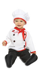 Disfraz Bebé S Cocinero
