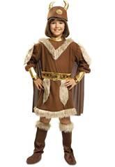 Disfraz Niña XL Vikinga