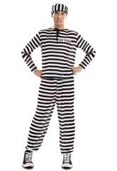 Disfraz Hombre XL Presididario
