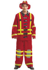 Déguisement Homme XL Pompier