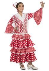 Déguisement Fille L Flamenca Séville