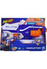 Nerf N-Strike Elite Disruptor Doble Dardos Hasbro E0391
