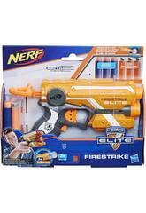 Nerf N-strike Elite Firestrike Doble Dardos Hasbro E0441EU4
