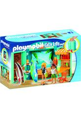 Playmobil Coffre Boutique de Surf 5641