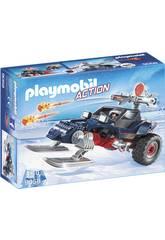 Playmobil Motoneige avec Pirate des Glaces 9058