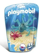 Playmobil Piovra con cucciolo 9066