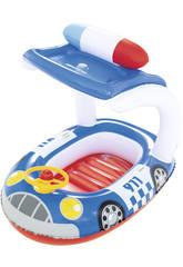 Schwimmring aufblasbares Auto 98x66 Cm. Bestway 34103