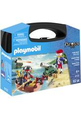 Playmobil Valisette Pirate et Soldat 9102
