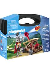 Pasta Catapulta do Playmobil Knight 9106