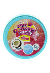 Slime Melmito Star and Flower 100 gr Sbabam