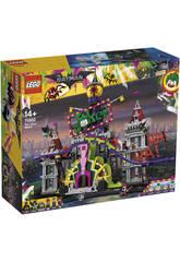 Lego Exclusivas Mansion del Joker 70922