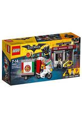 Lego Batman Movie La livraison spéciale de l'Épouvantail 70910