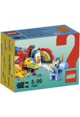 Lego Arc en Ciel de Diversion 10401