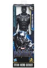Black Panther Figurine Titan Hero 30 cm Hasbro E0869