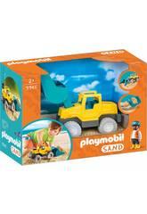 Playmobil Excavatrice 9145