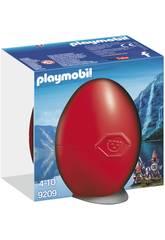 Playmobil Wikinger Mit Schild 9209