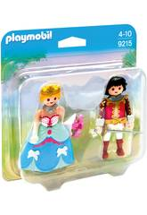 Playmobil Duo Pack Pareja Real 9215