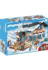 Playmobil Schihütte 9280