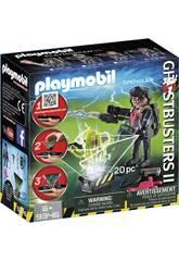 Playmobil Cazafantasmas Egon Spengler 9346