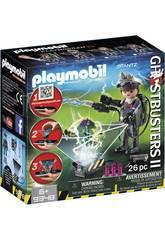Playmobil Cazafantasmas Raymond Stantz 9348