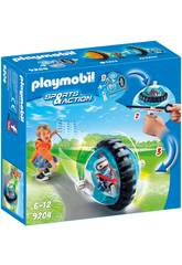 Playmobil Speed Roller Azul 9204