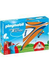 Playmobil Deltaplane Orange 9205