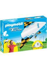 Playmobil Deltaplane Jaune 9206