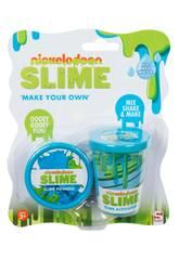 Nickelodeon Slime Set per Creare Il Tuo Slime Verde Sambro SLM-3283-3