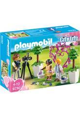 Playmobil Enfants d'Honneur avec Photographe 9230