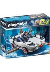 Playmobil Agent secret et coureur 9252