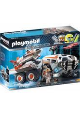 Playmobil Camião Spy Team 9255