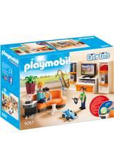 Playmobil Salon Équipé 9267