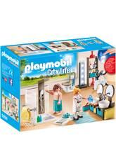 Playmobil Salle de Bain avec Douche à l'Italienne 9268