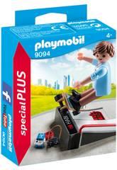 Playmobil Skater Con Rampa 9094