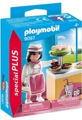 Playmobil Pastelera 9097